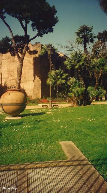 On the Via Appia