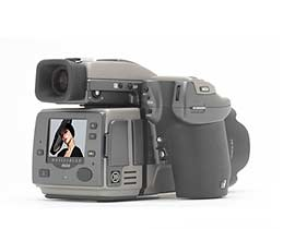 The Hasselblad H2D-39 DSLR Camera