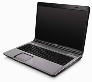 HP dv6000 series Laptop