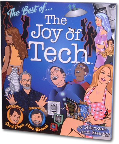 The Best of the Joy of Tech book