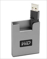 Western Digital Passport Pocket Drive