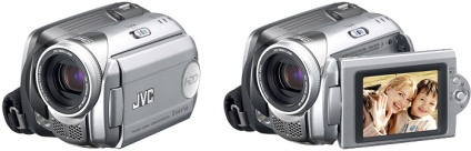 JVC Everio GZ-MG21 Camcorder