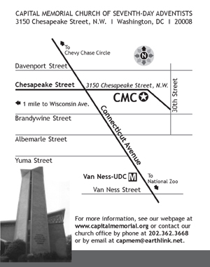 Directions to CMC