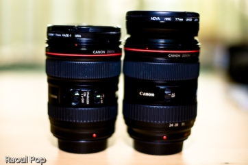 24-105mm and 24-70mm (side)