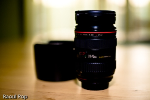 Canon EF 24-70mm f/2.8L USM Zoom