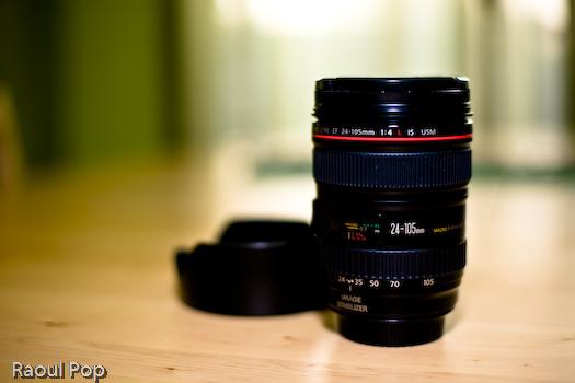 EF 24-105mm f/4L IS USM Zoom Lens