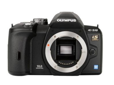Olympus EVOLT E-510 (no lens)