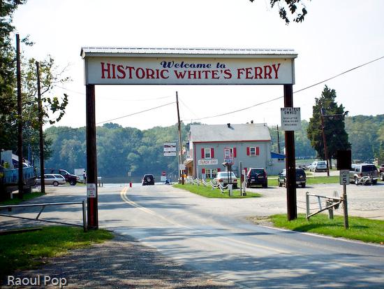Historic White's Ferry