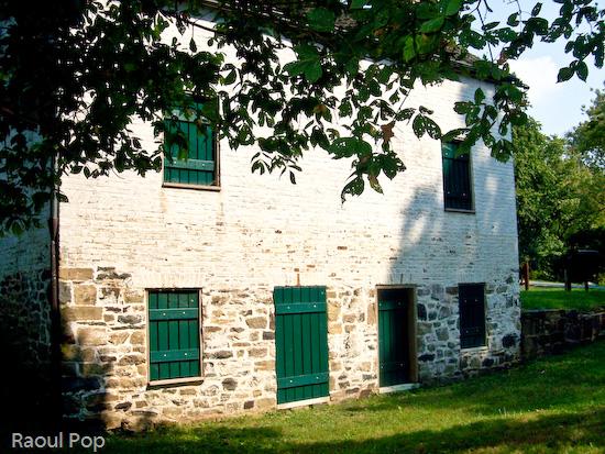 Gatekeeper's House at Lock 25
