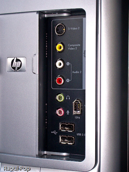 Hardware Review Hp Pavilion M7480n Desktop Raoul Pop