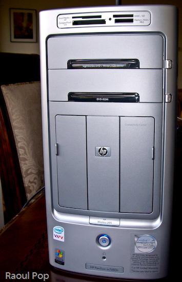 HP Pavilion m7480n Desktop
