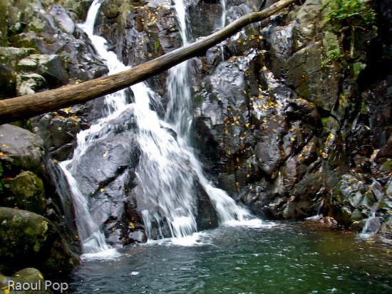 Rose River Waterfall