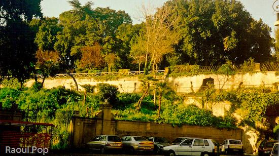 Roman highway