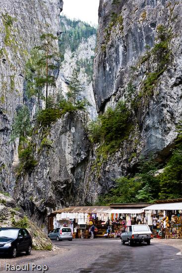 Mountain shops