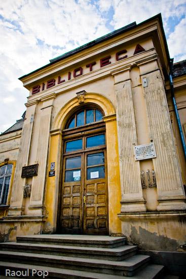 Biblioteca Bacau
