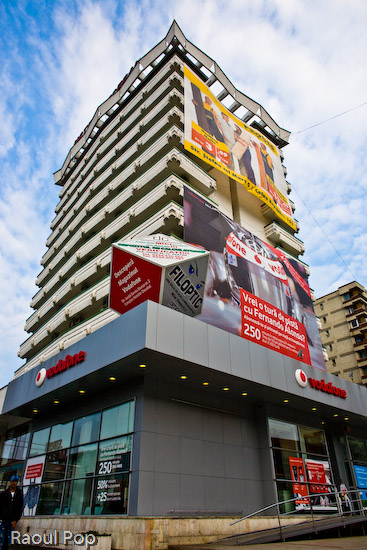 Vodafone Bacau