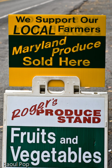 Roger's Produce Stand