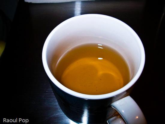 Onion tea
