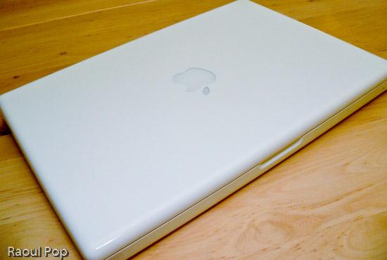 13? White MacBook