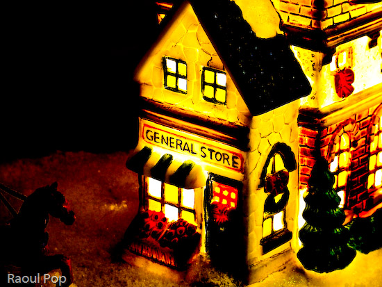 Meanwhile, at the General Store…
