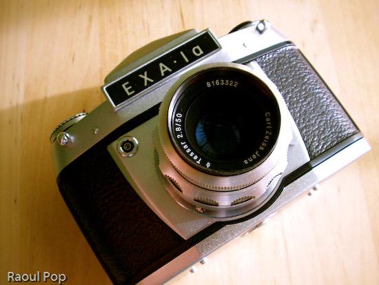 Camera itself