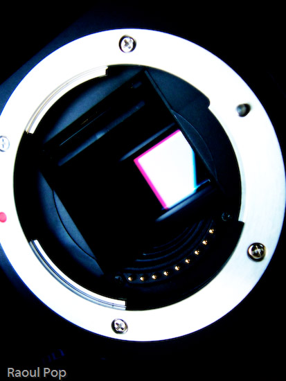 4:3 CCD sensor