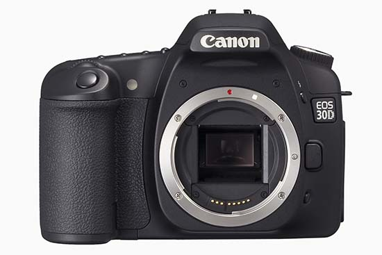 Canon EOS 30D (body only)