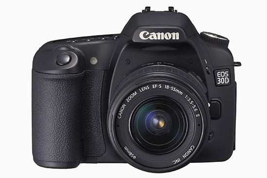 Canon EOS 30D (front)
