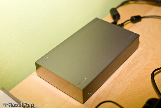250 GB LaCie external hard drive