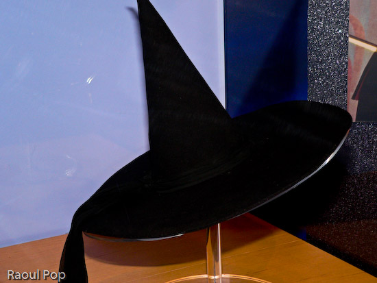 That pointed hat from the Wizard of Oz