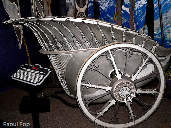 White Witch's battle chariot