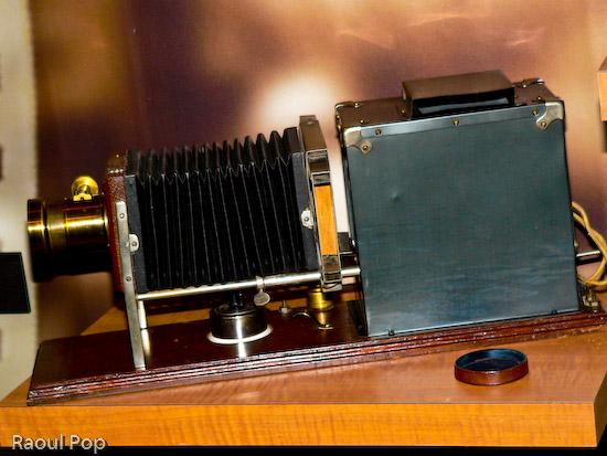 Douglas Light Company slide projector