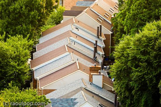Grosvenor rooflines