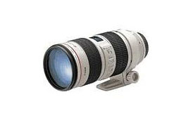 Canon EF 70-200mm f/2.8L Zoom Lens