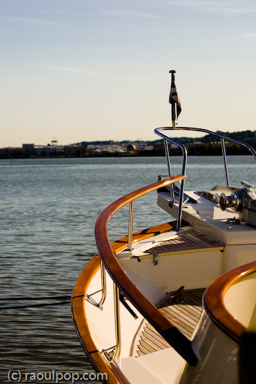 Yachting on the Potomac
