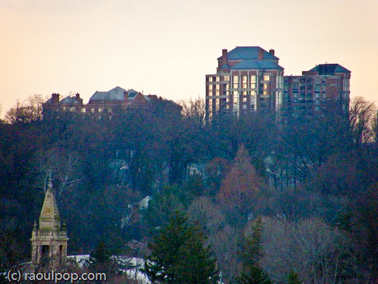 North Bethesda skyline