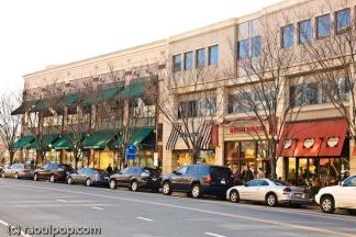 Bethesda storefronts