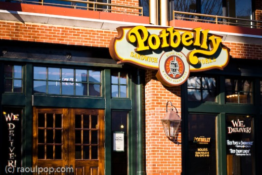 Potbelly now hiring