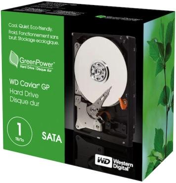 WD 1TB SATA drive