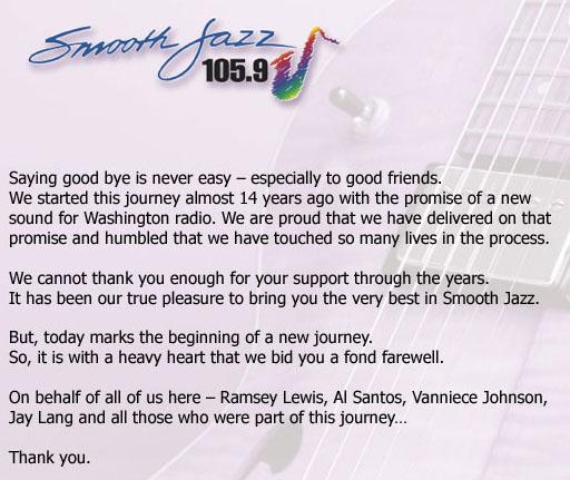 Smooth Jazz 105.9 FM