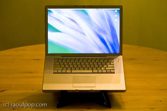 ad6d55301d8 Hardware review: Logitech Alto Connect Notebook Stand – Raoul Pop