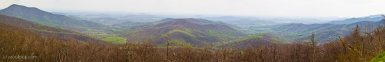 Shenandoah Valley Panoramic I