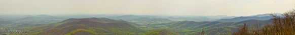 Shenandoah Valley Panoramic II