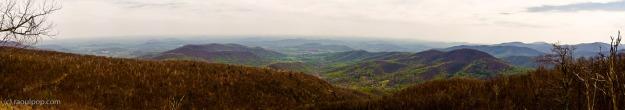 Shenandoah Valley Panoramic IV