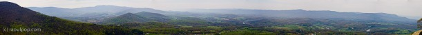 Shenandoah Valley Panoramic VII