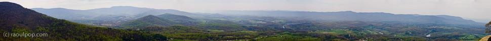 Shenandoah Valley Panoramic VII
