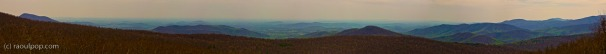 Shenandoah Valley Panoramic VIII