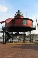 Seven Foot Knoll Lighthouse