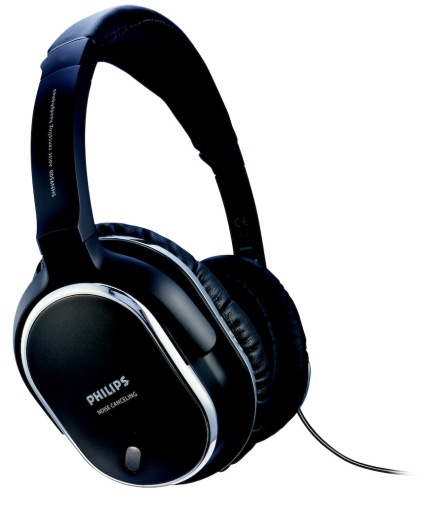 Philips SHN9500 Noise-Canceling Headphones