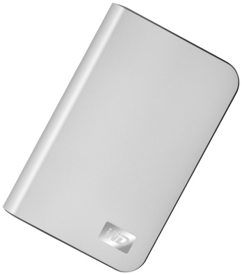 WD My Passport Studio 500GB - 3